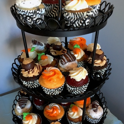 Photo of a cupcake assorti